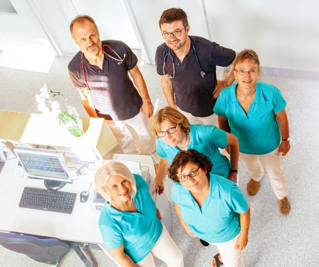 Team Gemeinschaftspraxis Herter und Wießner